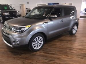 2017 Kia Soul EX+ 2.0 L, Heated Seats, Backup Camera, Bluetooth