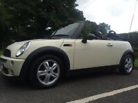 Convertible Mini One For Sale