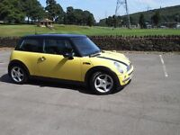 Mini Cooper Hatchback ★ ★ ★ STUNNING EXAMPLE★★★YELLOW/BLACK ROOF★★★FULL SERVICE HISTORY ★ ★ ★