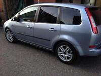 06 C MAX 1.6 Zetec Climate 1owner, 52000 miles , Full Service History,Aircon Choice of 2