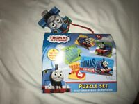 Thomas the tank Puzzle 1+ ( like new)