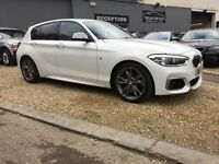 2017 BMW M140I AUTO WHITE ..... FULLY LOADED ...... P/X WELCOME