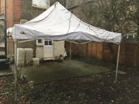Gazebo Gala Tent 4x4