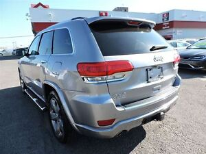 2014 Jeep Grand Cherokee OVERLAND,CRUISE ADAPTATIF,NAV,TOIT PANO West Island Greater Montréal image 7