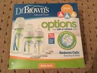 Dr Browns Options Starter Kit BRAND NEW