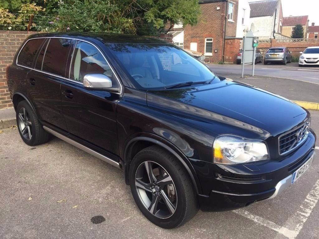 Volvo xc90 24 diesel only 26000 mileage 7 seater in portsmouth volvo xc90 24 diesel only 26000 mileage 7 seater publicscrutiny Image collections