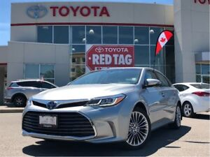 2016 Toyota Avalon LIMITED|Low KM|Off Lease|TCUV