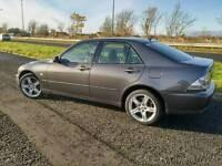 Lexus is200 auto mint