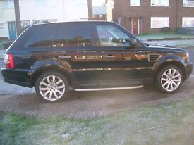 Range Rover Sport HSE TD6