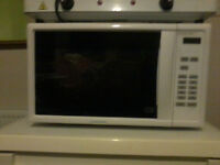 COOKWORKS MICROWAVE OVEN