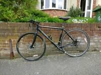 C Boardman/comp hybrid bike