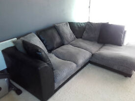 Beautiful CORNER SOFA to sell- stylish, clean and comfortable. Great condition.
