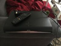 Sky plus HD box with remote - fully working