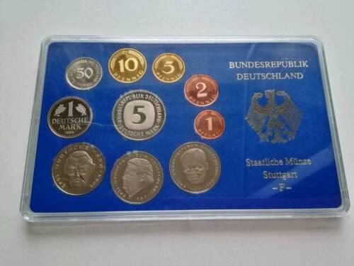 Münzen Kms Deutschland 1994 F Polierte Platte In Brandenburg