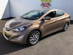 2015 Hyundai Elantra GL, Automatic, Sunroof, Heated Seats