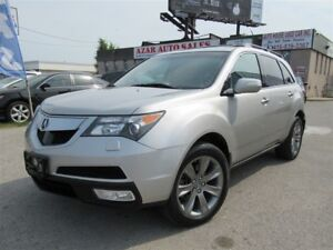 2010 Acura MDX Elite Package,NAVI,BACKUP CAM,SUNROOF,DVD,4WD