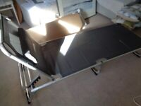 Sunlounger (almost new). Free