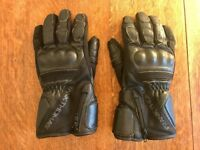 Frank Thomas 503 Winter Motorcycle gloves - Size Small