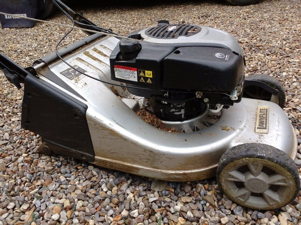 lawnflite LF48SPBR lawnmower. Spares or repair