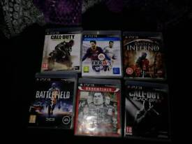 Games for PlayStation 3