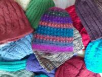 YARN DONATIONS FOR CHARITY KNITTING