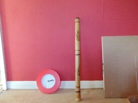 Didgeridoo, to play or Display