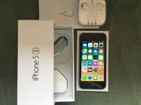 iPhone 5s(O2, GiffGaff, Sky|14 Day Guarantee|16GB|Deliver+Post|Apple|Black) ||