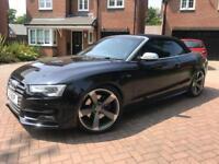2012 Audi A5 Convertible 3.0TDI Diesel Quattro S-Line S-Tronic *S5 Conversion*