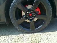 Mazda Rx8 alloys gloss black 18inch