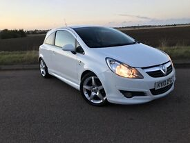 Vauxhall corsa SRI 1 lady owner from new