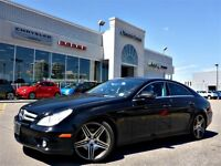 2011 Mercedes-Benz CLS550 Nav Leather Sunroof Xenons Sat Radio B