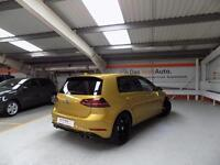 Volkswagen Golf R TSI DSG (yellow) 2017-04-28