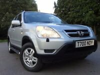 Honda CR-V Automatic 67k Miles, 2 Years Warranty, 4X4 crv cr v auto not ml x5 x3 rav4 x trail ml320