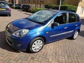 Ford Fiesta 1.4 Style Climate, 5 Door Hatchback 2007, Petrol Manual, Only 76475 miles. £4495