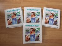 Aromatherapy & Natural Health, Issues 1 - 64 with 4 folders