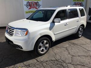 2013 Honda Pilot EX-L, Auto, Leather, Third Row Seating, 4WD