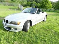 Limited Edition BMW Z3 in excellenent condition £2199