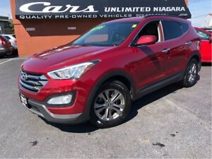 2013 Hyundai Santa Fe Sport 2.4 L| NO ACCIDENTS | ECO | HEATED S