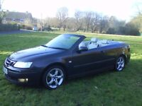 @@ LOVELY 2005 SAAB CONVERTABLE 9-3 VECTOR 2L TURBO,ELEC HOOD,LEATHER,FUL SERVICE HISTORY/8 STAMPS