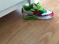 Nike air max 90s multicoloured