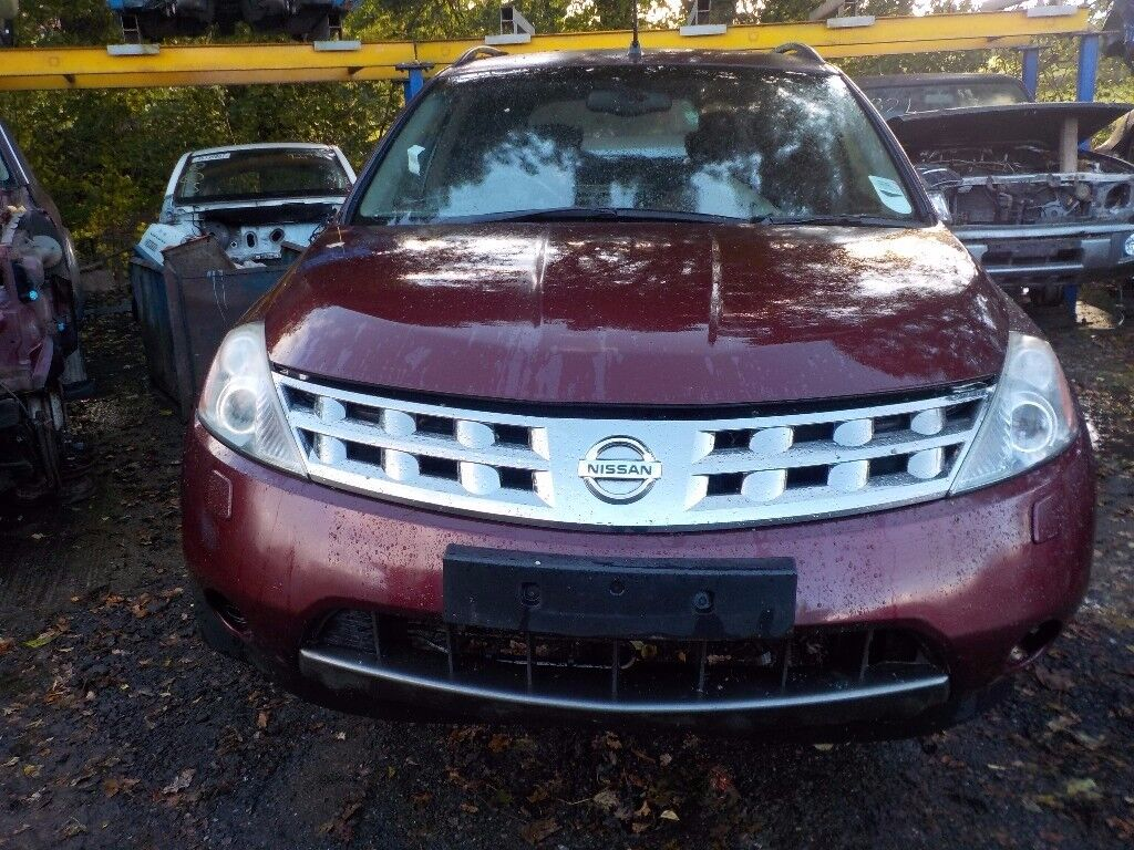 NISSAN MURANO Z50 03-08 BREAKING ALL PARTS AVAILABLE MOST COLOURS