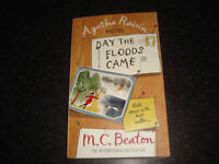 Agatha Raisin and the Day The Floods Came - M.C.Beaton - used book, post or collection