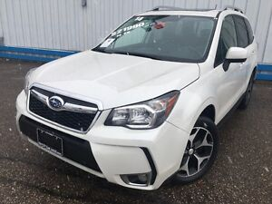 2014 Subaru Forester XT Touring *LEATHER-SUNROOF*