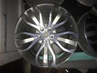 Range Rover Sport Alloys Genuine 21inch