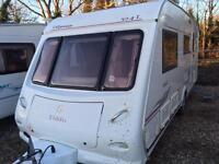 Elddis odyssey 524L 2005