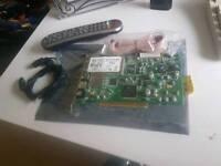 Hauppauge Wintv HVR4000 PC Satellite tuner