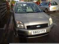 Ford Fusion 2 1.4l 2003 Good condition