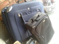 2 X SUITCASE. SMALL 1FTX2FT AND XL 2FT X 3FT ,BOTH HAVE WHEELS