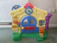Babies fisher price floor toy