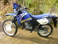 Kawasaki KMX 125 B12 (03 plate) 3857 miles